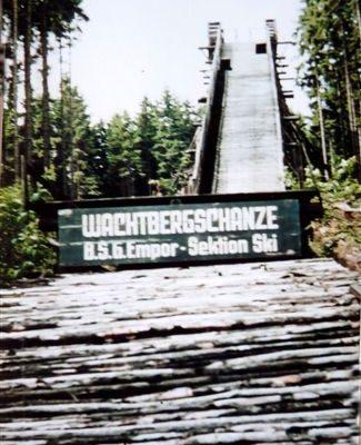 Wachtbergschanze